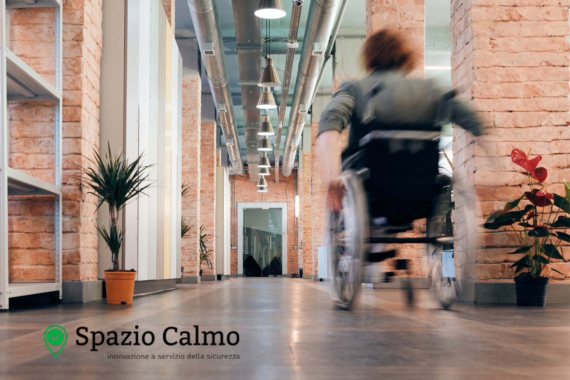 ALLESTIRE UNO SPAZIO CALMO